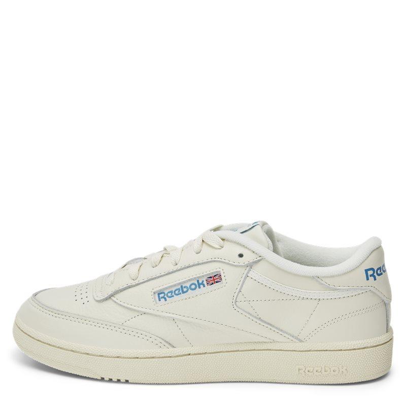 reebok Reebok club c 85 mu sneaker off white fra quint.dk